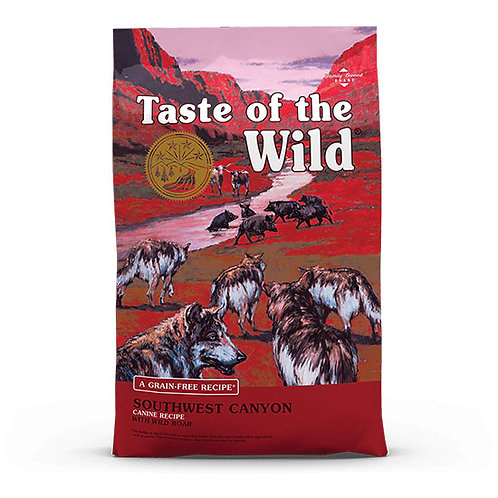 Taste of the Wild Southwest Canyon Canine - 5 lb. bag
