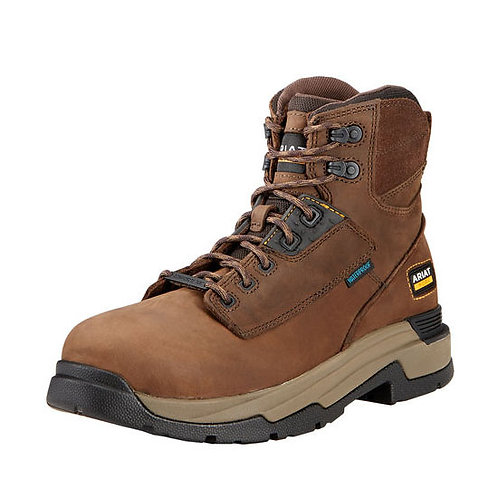 Ariat Men's MasterGrip Waterproof Composite Toe Boot