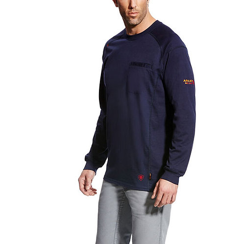 CVEC Ariat FR Air Crew T-Shirt