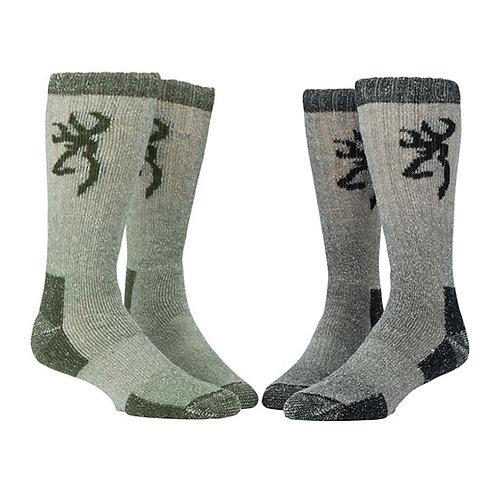 Browning Poplar Wool Blend Boot Socks