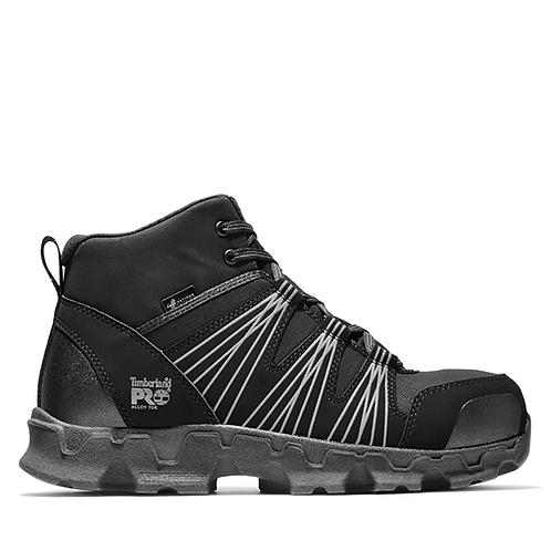 Timberland Pro Men's Powertrain Alloy Toe Work Boot