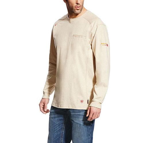 RWEC Ariat Men's FR Air Crew T-Shirt