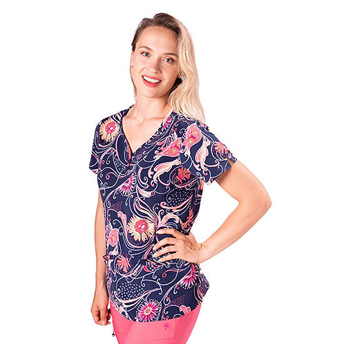 Healing Hands Isabel Whimsical Top