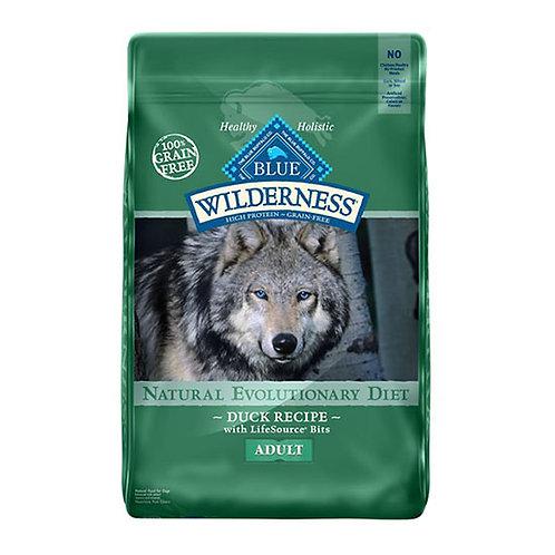 Blue Buffalo Wilderness Duck Recipe Adult Formula - 24 lb. bag