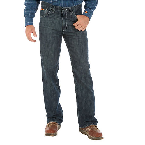 Wrangler 20X Flame-Resistant Boot Jean CP