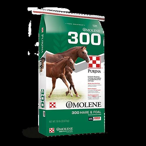 Purina Omolene 300 Mare and Foal - 50 lb. bag