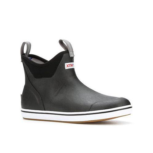 XtraTuf Women's Salmon Sisters Ankle Deck Boot - Black