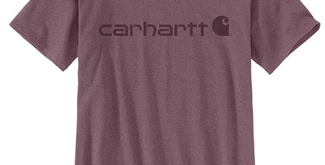 Carhartt Women's Loose Fit Logo Graphic T-Shirt