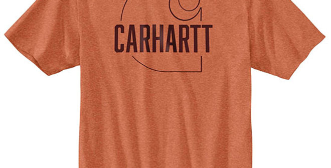 Carhartt Men's Loose Fit Pocket Tee