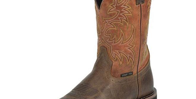 Justin Switch America Composite Toe Boot