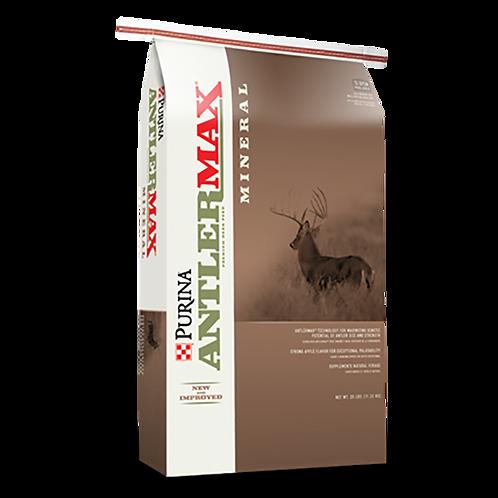 Purina AntlerMax Premium Deer Mineral - 25 lb. bag