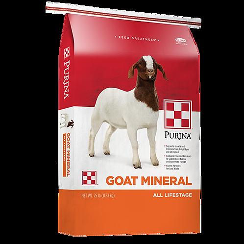 Purina Goat Mineral - 25 lb. bag
