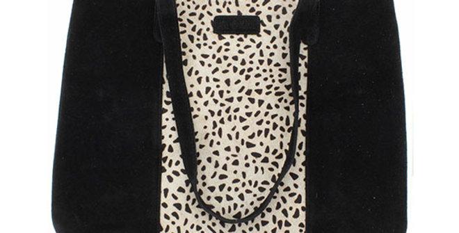 Jane Marie Monroe Dalmatian Tote