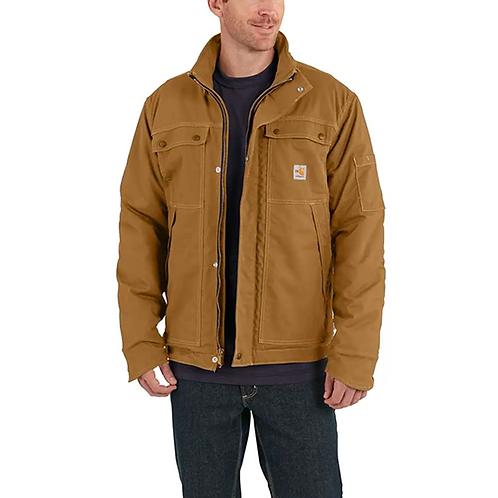 SVEC Carhartt Men's Full Swing Quick Duck Flame-Resistant Coat