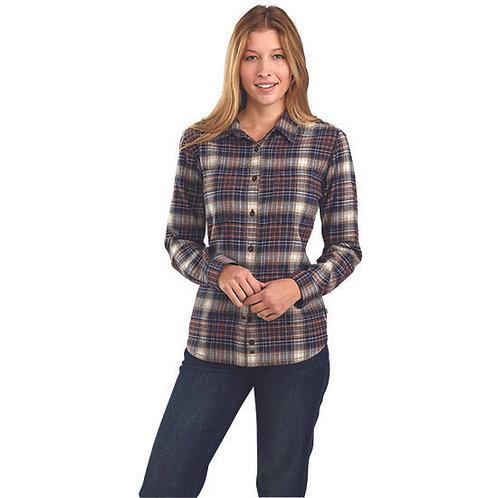 Carhartt Women's Rugged Flex Flannel Plaid Shirt