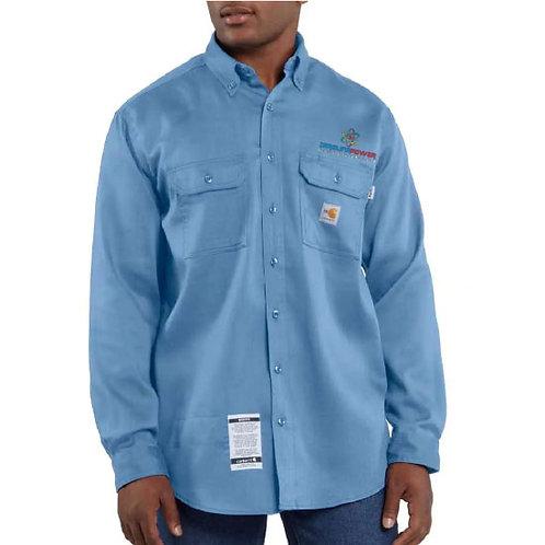 Carhartt Flame-Resistant Lightweight Twill Shirt CP