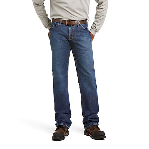 FBT Ariat FR M4 Low Rise Basic Boot Cut Jean