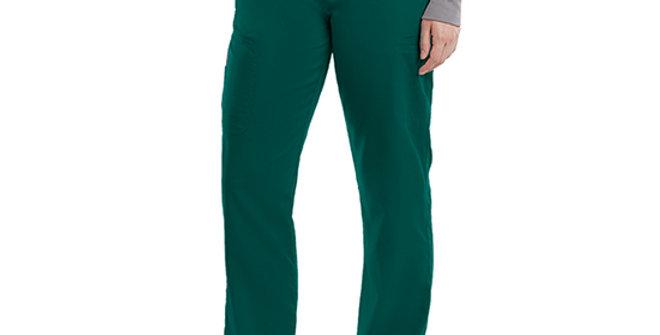 Grey's Anatomy 6 Pocket Tie Front Cargo Pant