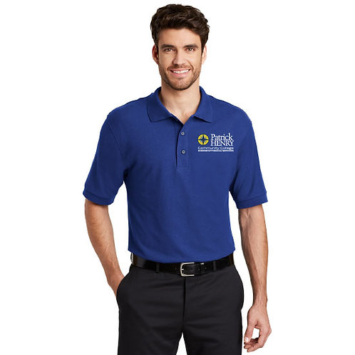 Port Authority Silk Touch Polo Royal