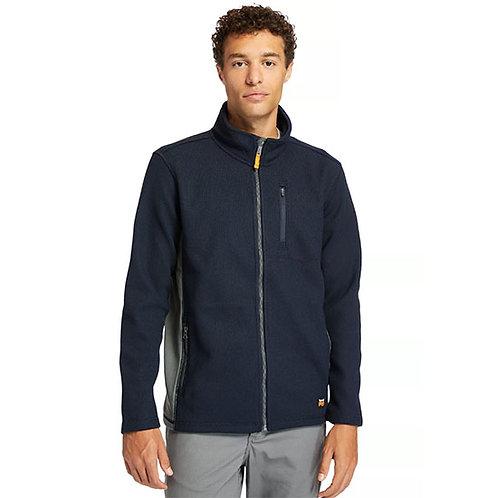 Timberland Pro Men's Studwall Full-Zip Fleece Jacket