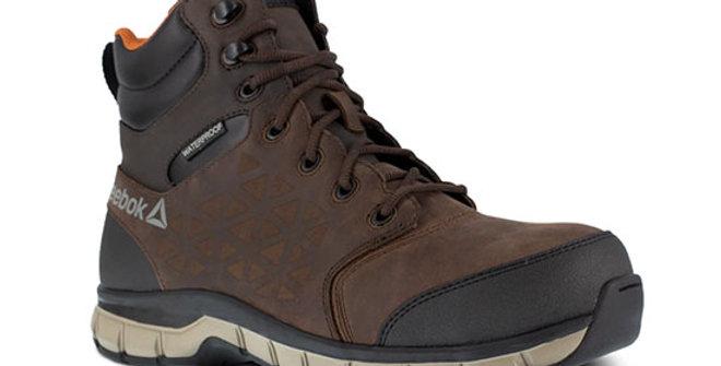 Reebok Men's Sublite Cushion Composite Toe Work Boot