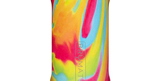 Brumate Hopsulator Slim Tie-Dye 12-oz
