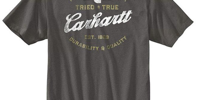 Carhartt Men's Relaxed Fit Short Sleeve T-Shirt