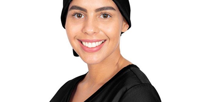 Women's Sage Bouffant Scrub Cap