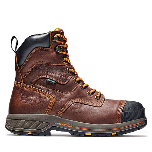 Timberland Pro Men's Helix 8-inch Composite Toe Wok Boot