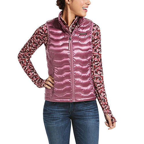 Ariat Women's Ideal 3.0 Down Vest in Rose Cocoa