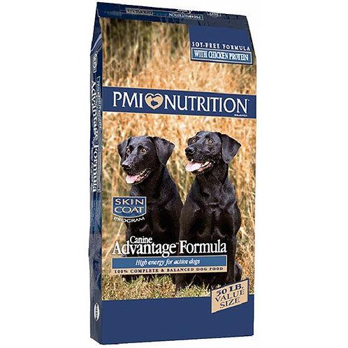 PMI Nutrition Canine Advantage Formula - 50 lb. bag