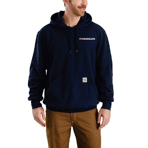 FBT Carhartt FR Rain Defender Hooded Heavyweight Sweatshirt