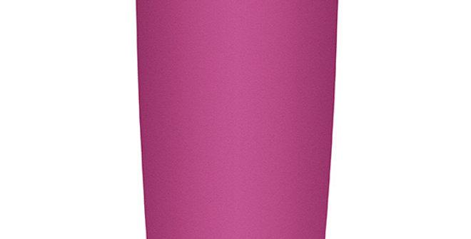 Yeti Rambler 20 oz Tumbler with Magslider Lid - Prickly Pear Pink