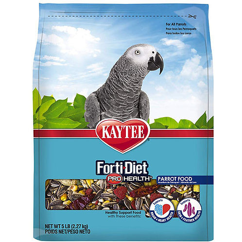 Kaytee Fiesta Parrot Food - 5 lb. bag