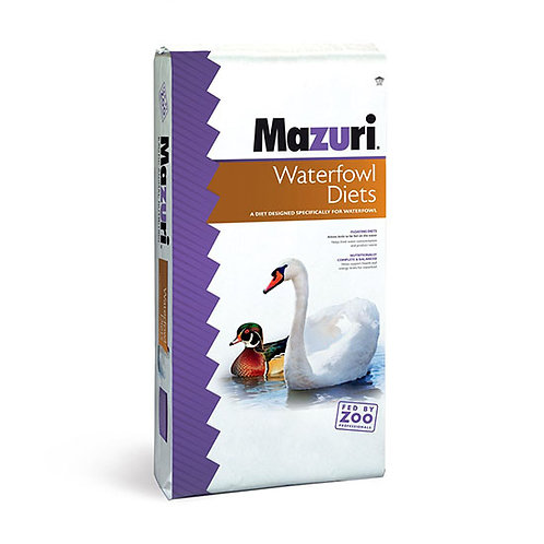 Mazuri Waterfowl Breeder - 50 lb. bag