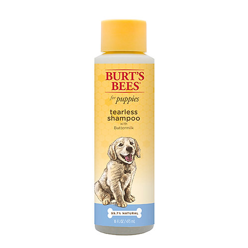 Burt's Bees 2-in-1 Tearless Shampoo and Conditioner for Puppies