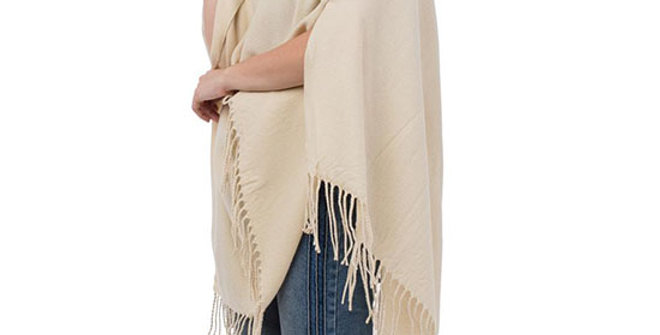 Top it Off 3-in-1 Solid Sand Wrap
