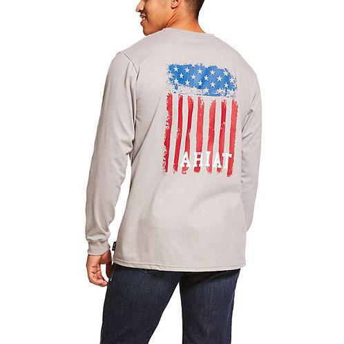 RWEC Ariat Men's FR Americana Graphic T-Shirt