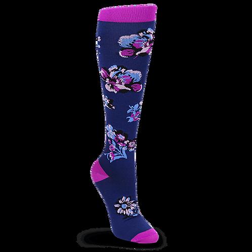 Vera Bradley Graceful Garden Compression Socks
