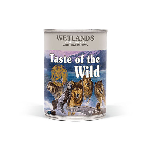 Taste of the Wild Wetlands Canine Can