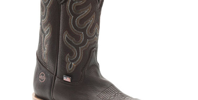 Double H Men's Augustus Square Toe Roper