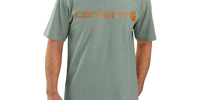 Carhartt Men's Loose Fit Heavyweight T-Shirt