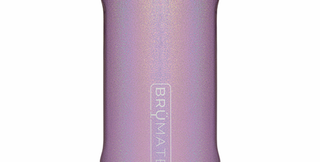 Brumate Hopsulator Slim Glitter Violet 12-oz