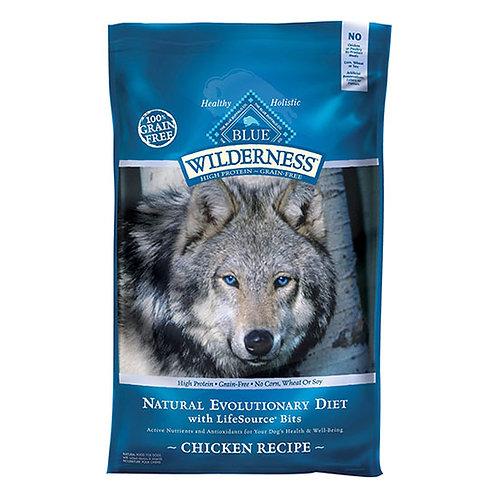 Blue Buffalo Wilderness Chicken Recipe Adult Formula - 4.5 lb. bag