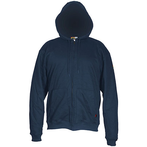 RWEC MCR FR Hooded Zip-Up Sweatshirt