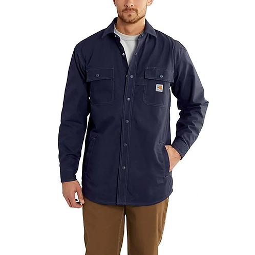 Carhartt Men's Flame-Resistant Full Swing Quick Duck Shirt Jac