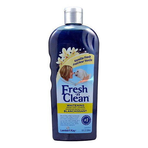Fresh 'n Clean Whitening Shampoo for Dogs