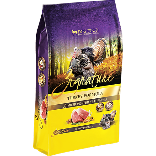 Zignature Turkey Formula - 4 lb. bag