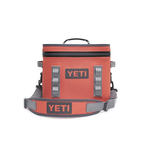 Yeti Hopper Flip 12 Soft Cooler - Coral