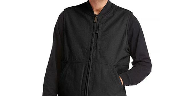 Timberland Pro Men's Gritman Lined Canvas Vest